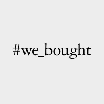 #we_bought