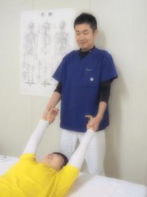 筋腱反射療法