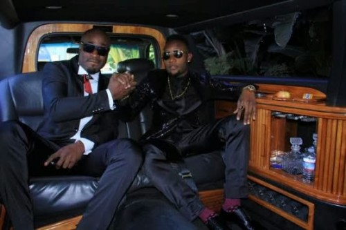 1 500x333 Pictures Of Nigerian Celebrities At The Grammys [Photo]