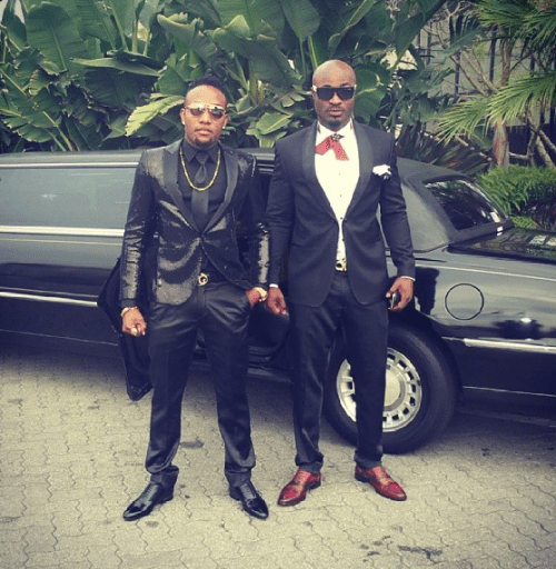 kce 500x512 Pictures Of Nigerian Celebrities At The Grammys [Photo]