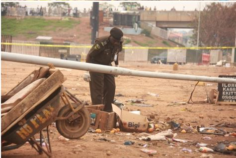 61 See Photo From Scene Of Abuja Bomb Blast Last Night