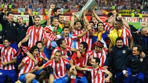 Atletico Madrid AAP 500x282 Full Time:  Atletico Madrid Wins 2014 La Liga Trophy Against Barcelona