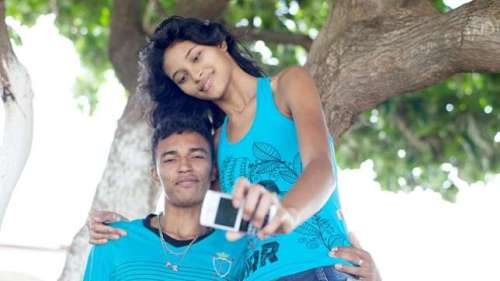 BRAZIL NL1 500x281 Hoops! Brazils Tallest Teenager Finally Finds A Husband At 18! [See Photo]