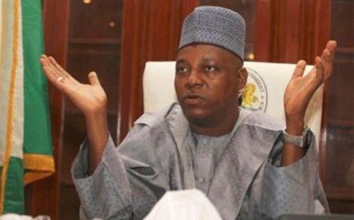 Governor of Borno State Kashim Shettima 500x311 FG Should Negotiate With Boko Haram   Shetima, Governor Of Borno Speaks