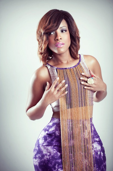 JOSELYN DUMAS HIPS3 Hello Guys! Does She Have The Biggest Hips In Africa?