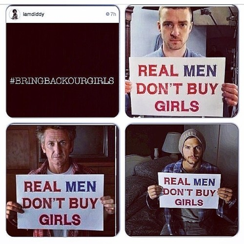 JUSTINE NL3 500x500 Justin Timberlake, Forest Whitaker And More Lend Voices To #bringbackourgirls