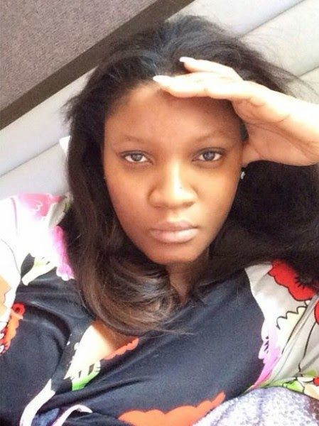OMOTOLA NL SO TOUCHING: Omotola Jalade Ekehinde Shares Her Opinion On Abducted Girls
