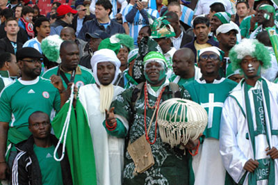 supporters NL OMG!!! Nigerian Supporters Club Wants 62 Million Condoms For 2014 World Cup In Brazil