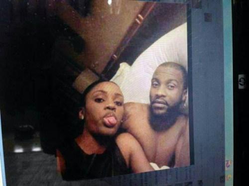 fally eto NL2 500x374 Love Disaster! Fally Ipupa Allegedly Posts N*de Photos Of Samuel Etoos Ex Girlfriend Online