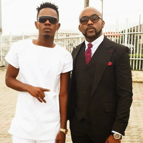 banky w NL2 See Exciting Photos From Banky W's Behind The Shoot For Jaiye Ori Mi Video