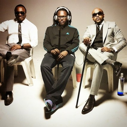 banky w NL4 See Exciting Photos From Banky W's Behind The Shoot For Jaiye Ori Mi Video