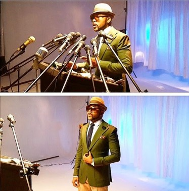 banky w NL6 See Exciting Photos From Banky W's Behind The Shoot For Jaiye Ori Mi Video