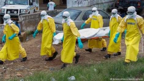 expert NL1  Alarming: Ebola Will Kill 5 Million People, Expert Says