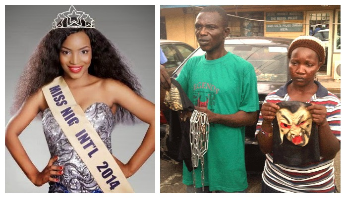 Pretty Queen Rescued From Kidnappers Who Posed As Aliko Dangote On Facebook [See Photo]