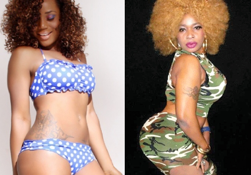 Afrocandy Maheeda AfroCandy Sends A Message To Kim Kardashian & Maheeda About N*de Pictures, See What She Said!