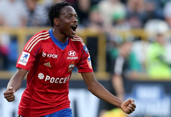 Leicester break club record to sign CSKA Moscow ace