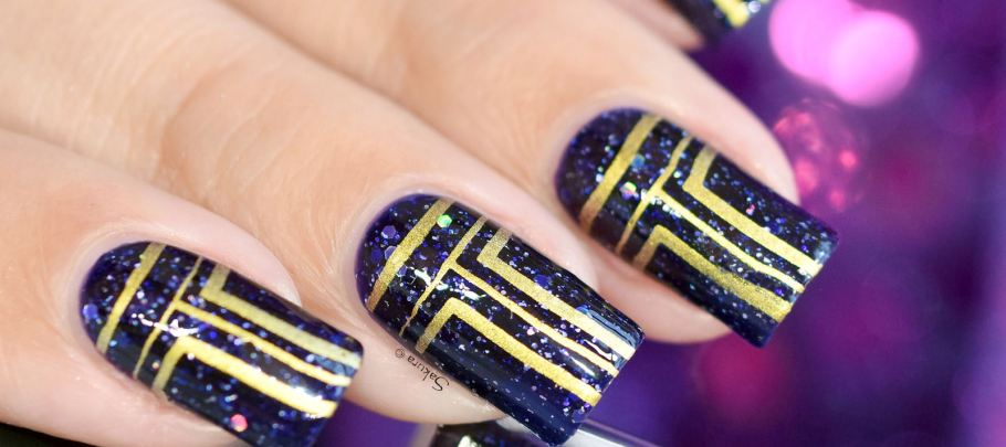 NAIL ART STAMPING OR GRAPHIQUE 6