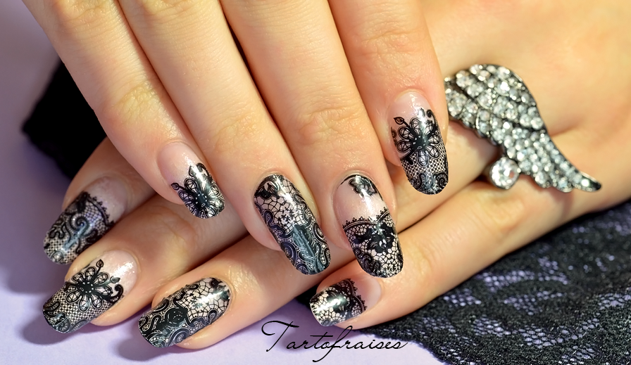 Stick on nail art nails gallery stick on nail art pictures prinsesfo Images