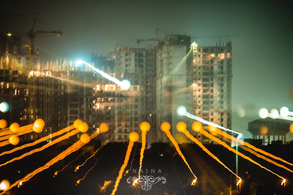 Abstract light shapes photography. Fine-art photographer Naina Redhu.