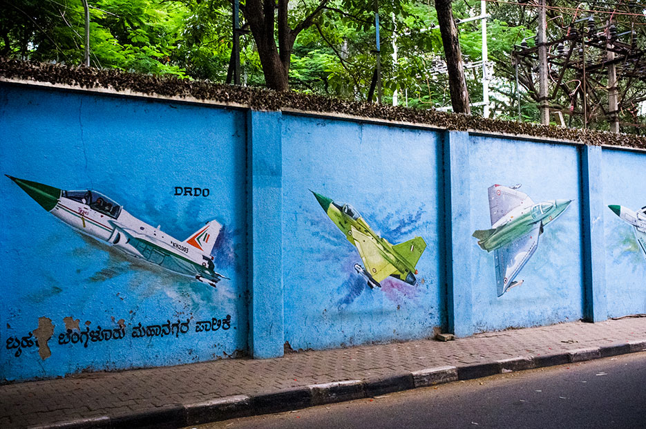 Bangalore city Day 08 Walls on Roads, Streets. Photography by professional Indian lifestyle photographer Naina Redhu of Naina.co