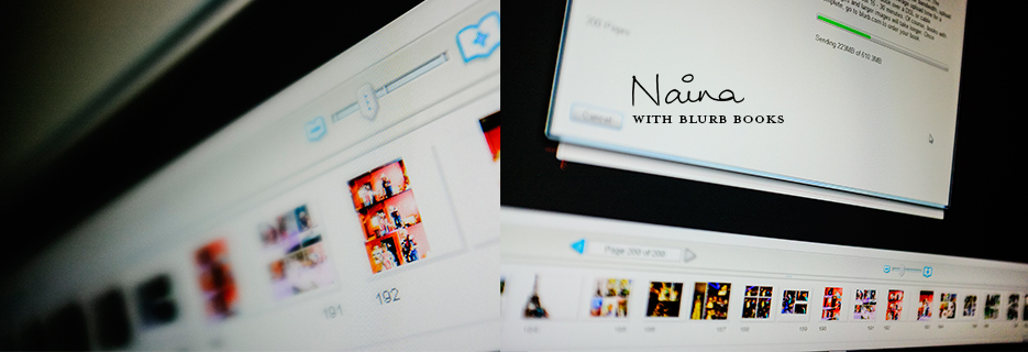 Printed book of photographs fro Blurb. Product photography. Photography by professional Indian lifestyle photographer Naina Redhu of Naina.co