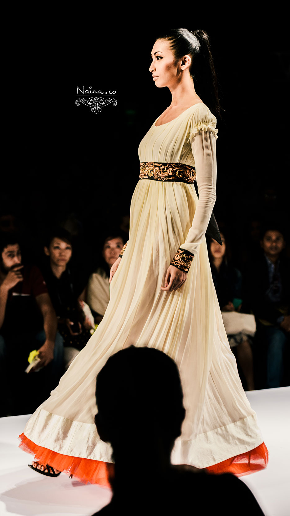 Wills Lifestyle India Fashion Week, Spring Summer 2013. Joy Mitra by photographer Naina Redhu of Naina.co