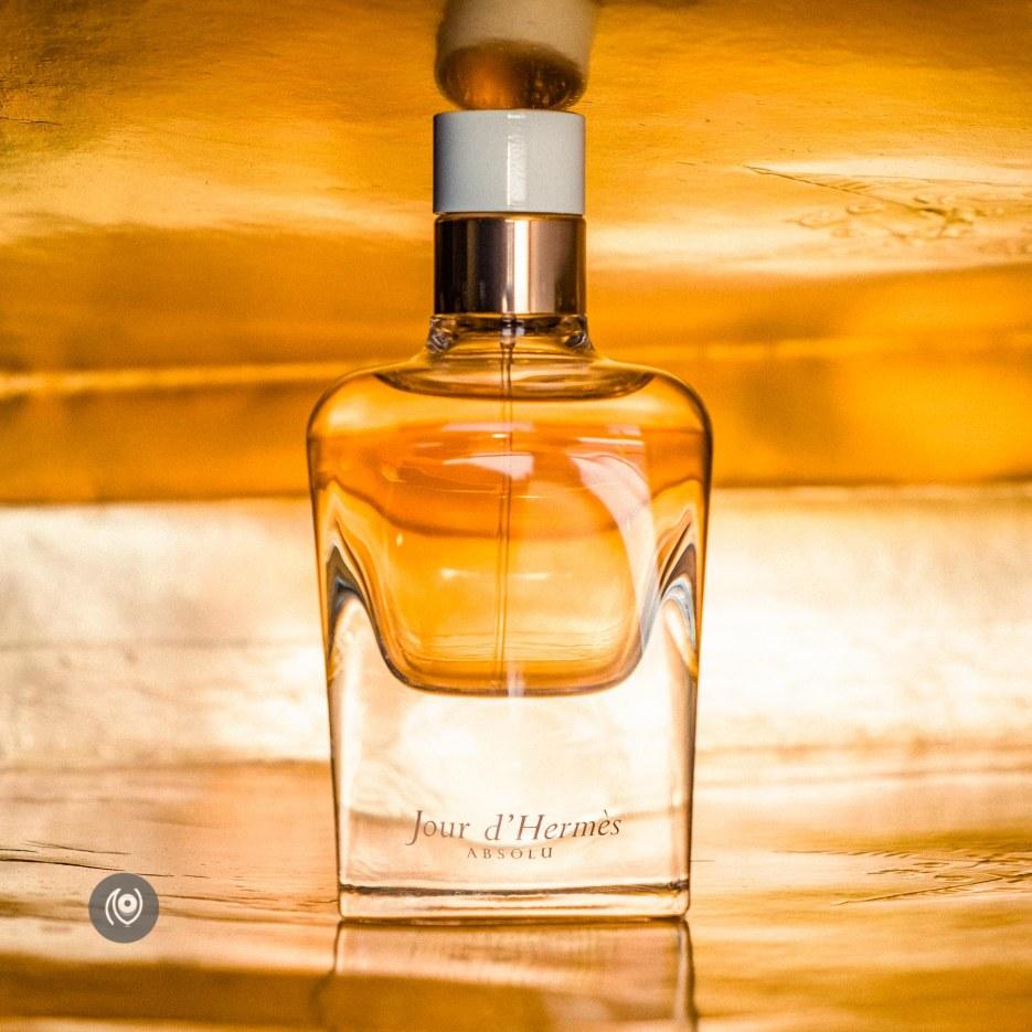 Jour d'Hermes Absolu Parfum #EyesForLuxury Naina.co Luxury & Lifestyle, Photographer, Storyteller, Blogger