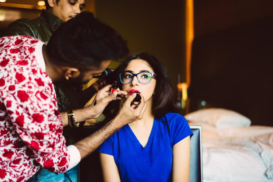 #InVogueEyeWear Behind The Scenes Photography for Luxottica India, Naina.co, Luxury Photographer, Lifestyle Photographer, Experience Collector, Naina Redhu, On Assignment, Professional Photographer, Blogger