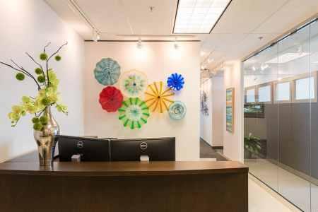 upbeat office interior design dallas 3