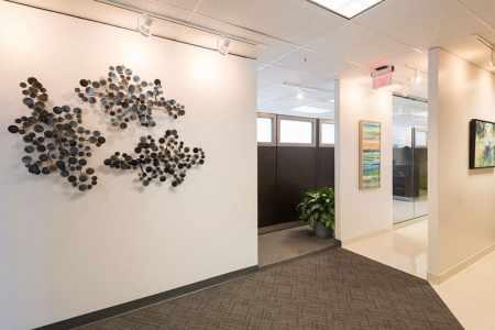 upbeat office interior design dallas 4