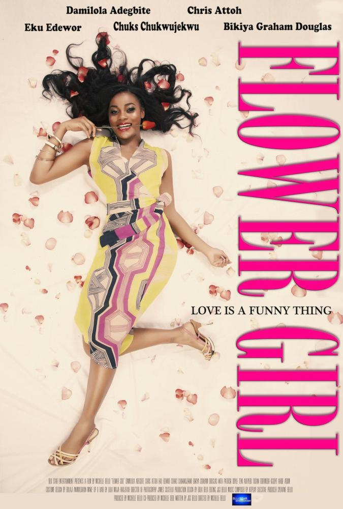 Poster do filme Flower Girl