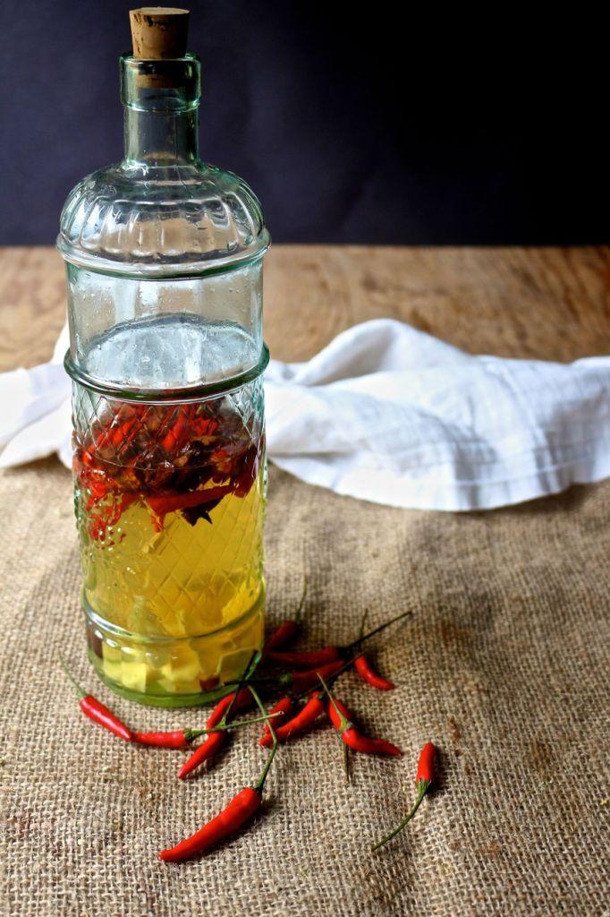 Thai Hot Pepper Vinegar
