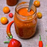 home made hot sauce