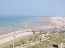 Whitesands am Strand