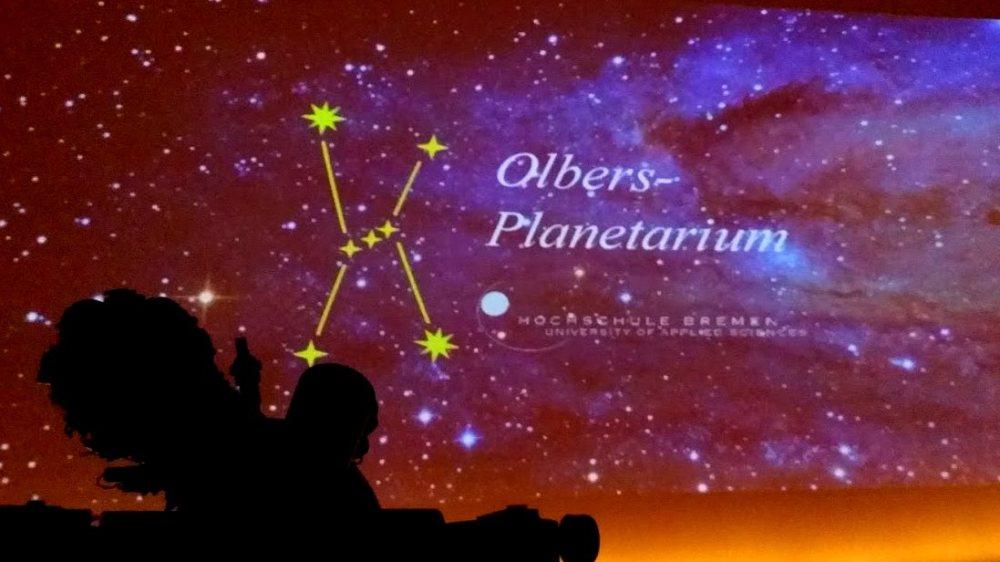Olbers Planetarium Bremen