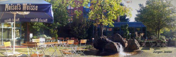 Garten des GHotel