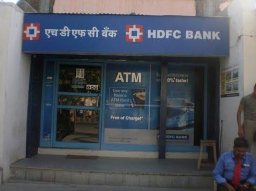 HDFC bank ATM-Namaste Dehradun
