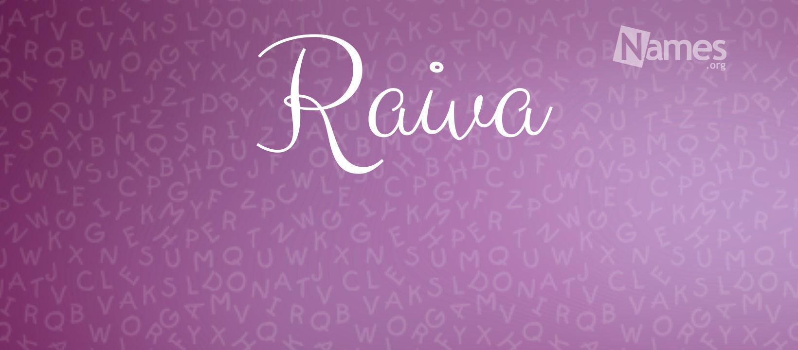 Poster do filme Raiva