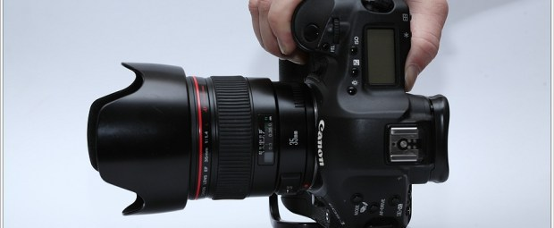 Minder gevaar voor beschadigingen bij het neerzetten van de camera