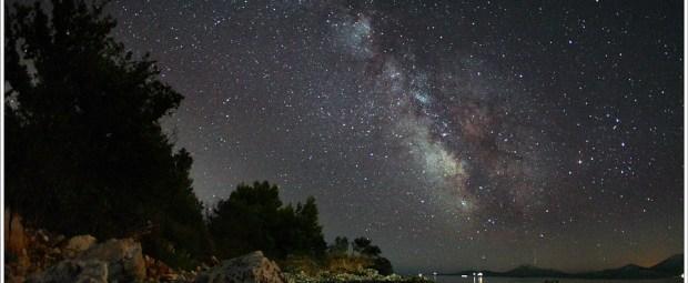 De Melkweg (20seconden | f/2,8 | ISO1600)