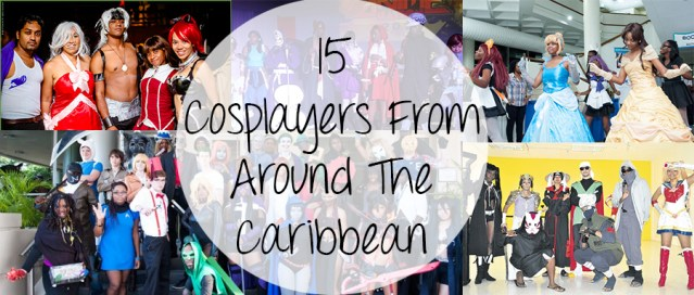 cosplayers, caribbean