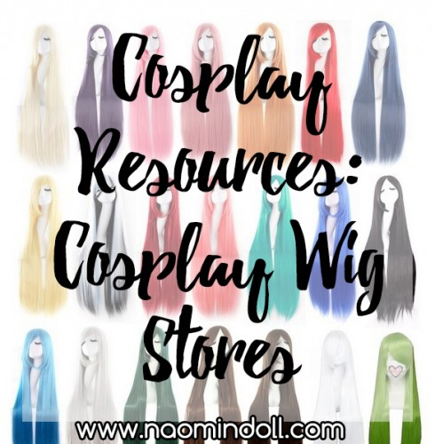 cosplay wig stores