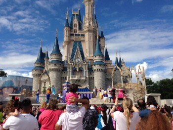 Viajando com bebê: Orlando, FL