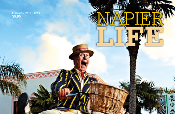 """Napier Life"" - promoting Napier to people who already live here..."