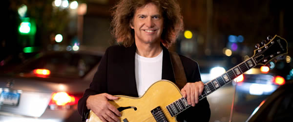 Pat Metheny napoli