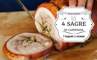4 sagre in Campania: weekend 30-31 luglio 2016