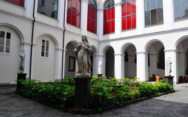 Concerti free entry nel Chiostro di San Domenico Maggiore