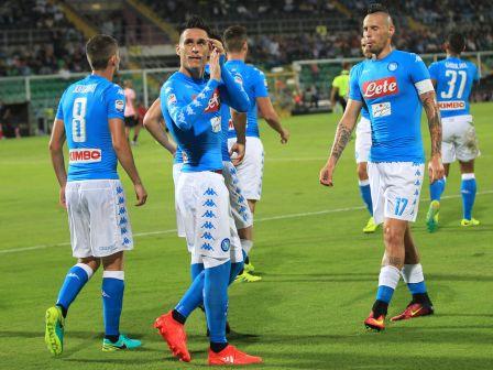 Il Napoli si impone a Palermo e alza la voce - LE PAGELLE