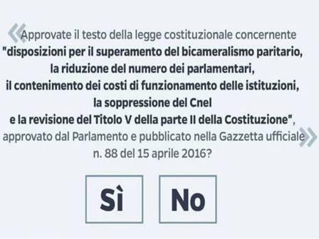 Quirinale a M5s-Si: quesito referendum ammesso da Cassazione
