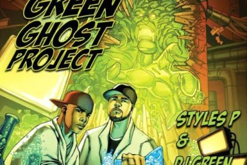 theGreenGhostProject-cover